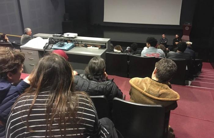 دار الكلمة الجامعية تفتتح شهر سينما الثورة الفلسطينية بعرض فيلم خارج الإطار