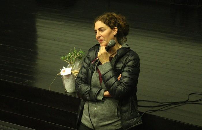 دار الكلمة الجامعية تستضيف المخرجة الفلسطينية آن ماري جاسر