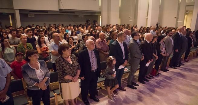 افتتاح مهرجان بيت لحم الدولي للفنون الادائية 2018