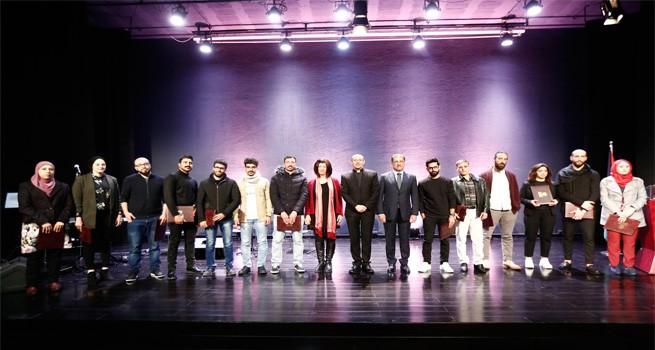 دار الكلمة الجامعية تحتفل بتسليم جوائز مسابقة اسماعيل شموطللعام 2019