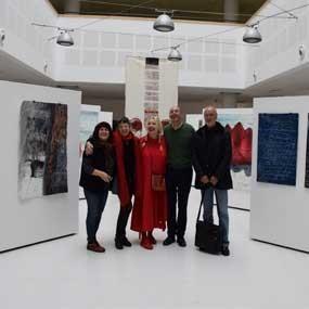 برامج التبادل الثقافي  - فن من اجل السلام: جسر بين فيينا ويت لحم