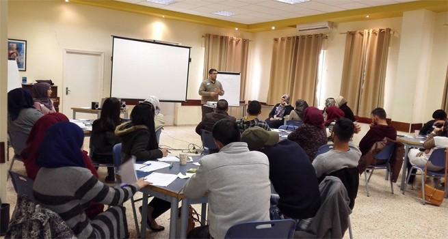 شبكة ديار المدنية الثقافية تطلق برنامجها التدريبي الثاني حول حملات الضغط والمناصرة لعام 2017
