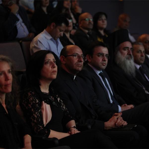 مقابلة مع القس الدكتور متري الراهب حول مؤتمر