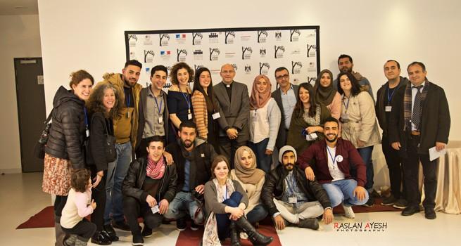 افتتاح مهرجان بيت لحم لسينما الطلبة لعام 2019