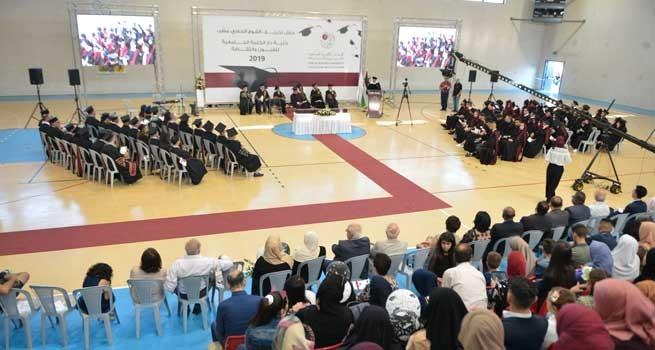 دار الكلمة الجامعية للفنون والثقافة تحتفل بتخريج الفوج الحادي عشر من طلبتها