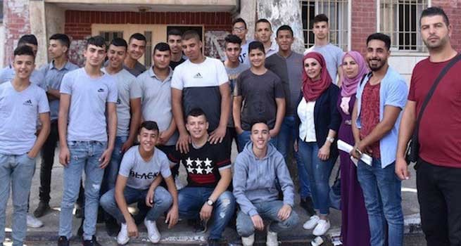 شبكة ديار المدنية الثقافية تنظم زيارات تثقيفية لعدد من مدارس بيت لحم