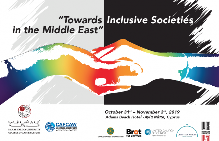 """Towards Inclusive Societies in the Middle East"""