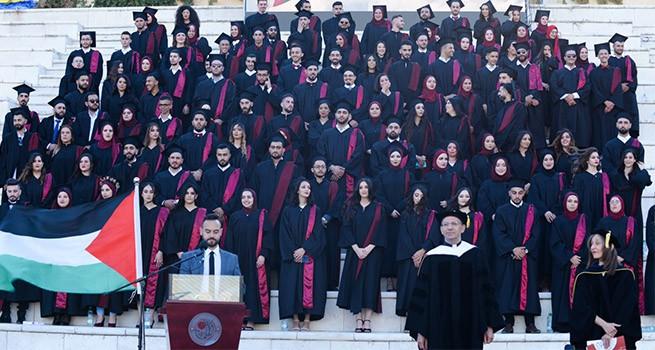 دار الكلمة الجامعية تحتفل بتخريج الفوج الثالث عشر من طلبتها