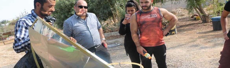برنامج الأدلاء السياحيين الفلسطينيين