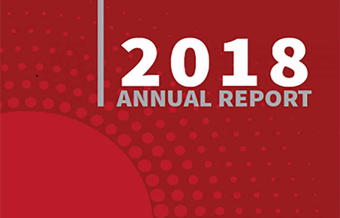 التقرير السنوي 2018