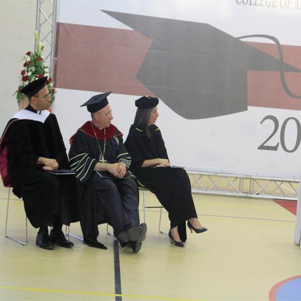 تقرير فضائية معا حول احتفال دار الكلمة الجامعية للفنون والثقافة بتخريج فوجها السابع