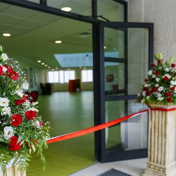 بالفيديو: دار الكلمة الجامعية تحتفل بإفتتاح مبنى المكتبة والوسائط المتعددة