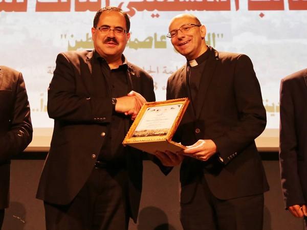 دار الكلمة الجامعية تحتضن مهرجان الطالب الفلسطيني الثالث للثقافة والفنون