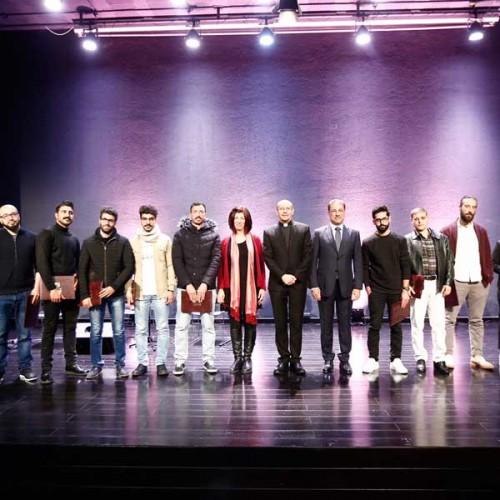 احتفال دار الكلمة الجامعية بتسليم جوائز مسابقة اسماعيل شموط للعام 2019